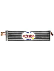 Case / IH Combine Evaporator & Heater Combo - 1974632C3, 135777C2