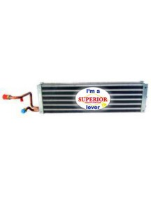 Agco / Allis Chalmers Tractor Evaporator - Fits: 7000, 7010, 7020, 7030, 7040, 7045, 7050, 7060, 7080, 7580, 8550
