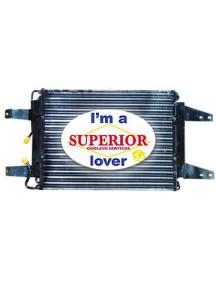 Chevy / GM Condenser - Fits: C7, C60, C65, C70, C75