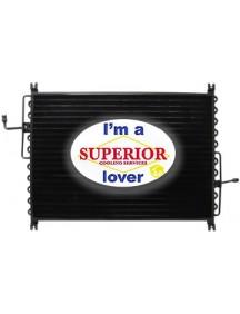 Ford / Sterling Condenser - Fits: LT9000, LTL9000, LTS9000