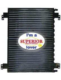 Ford / Sterling Condenser - Fits: LN9000, LNT9000, LT9000, LTS9000 Models