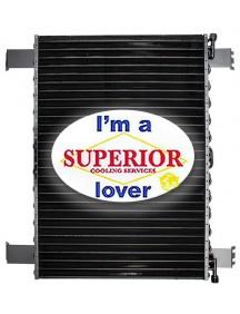 Ford / Sterling Condenser - Fits: L, LL, LLS, LN, LT, LTL, LTS Series