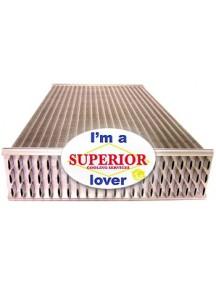 Radiator Core for Caterpillar Compactor
