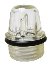 """Safety Sight Glass & O-Ring - 1/2"""" NPT"""