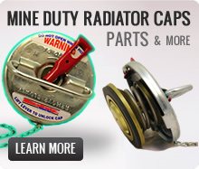 MineDuty - Industrial and Heavy Duty Radiator Caps